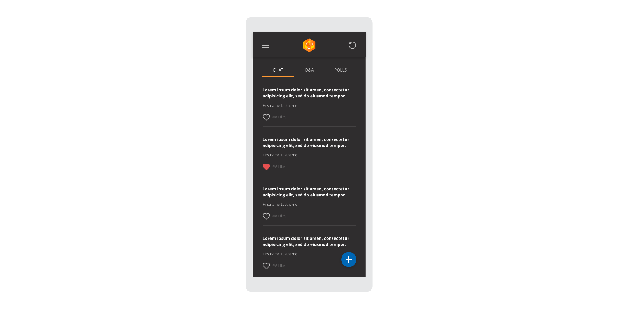 Sync Conversation Mode Example