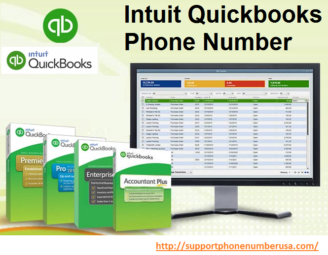 quick books phone number