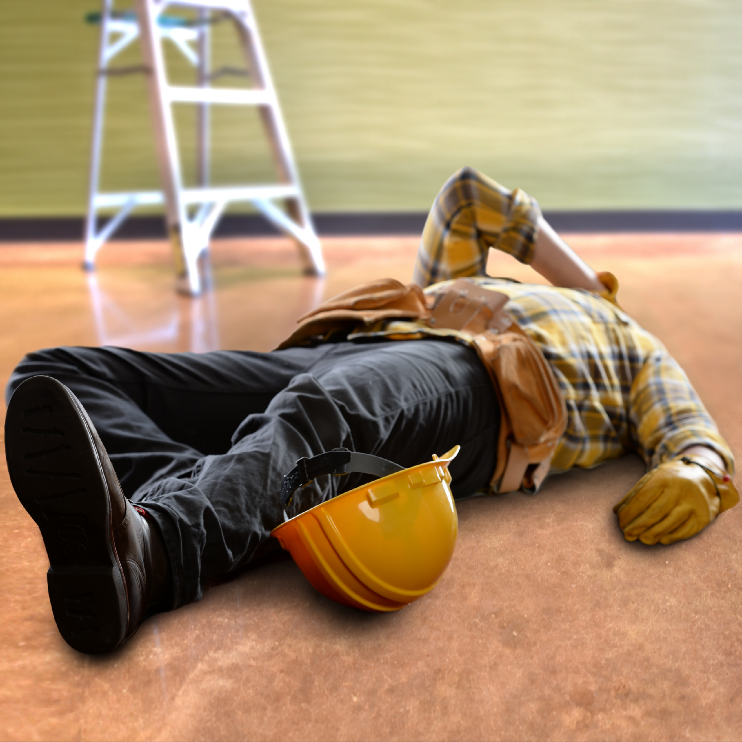 Slip and Fall Prevention Tips