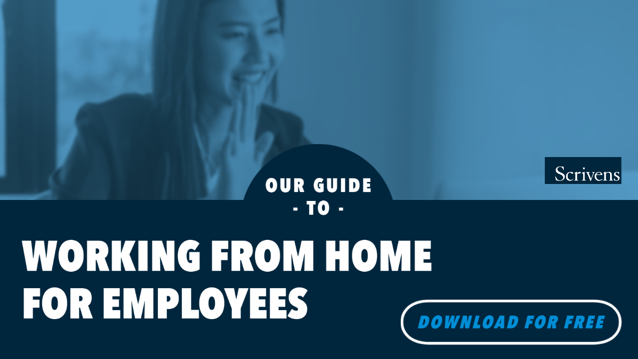 Our Guide to Working from Home for Employees