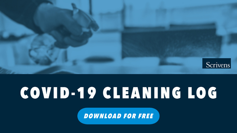 COVID-19 Cleaning Log