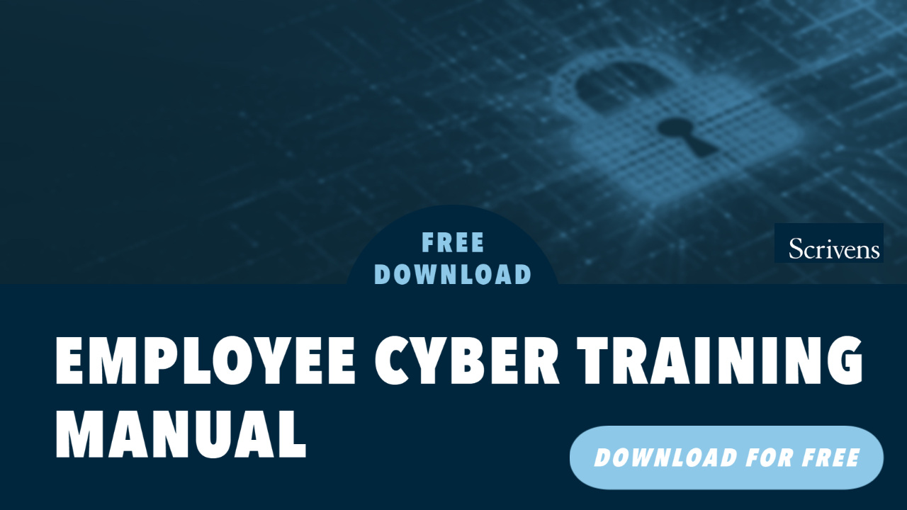 [PDF] Employee Cyber Training Manual Download