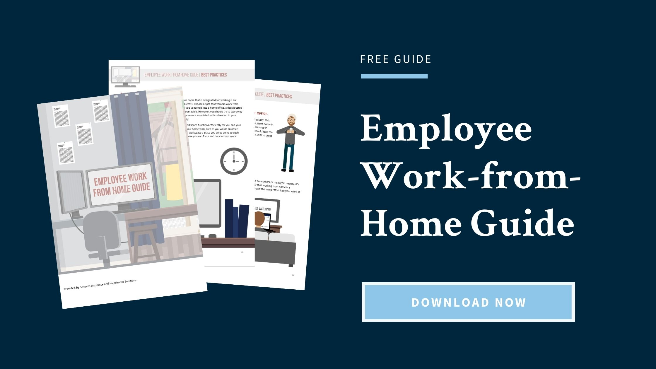 Free Download: Employee Work-from-Home Guide