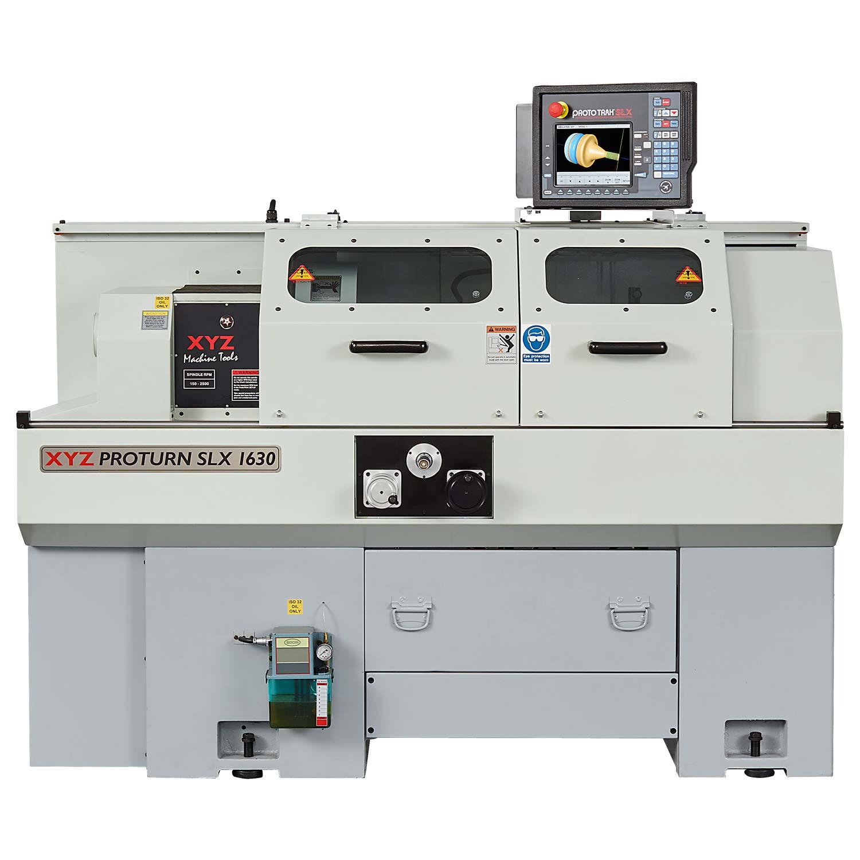 ProtoTRAK, Draaidiameter 400 mm, Doorlaat 54 mm, 760 mm tussen de centers 1750 Kg