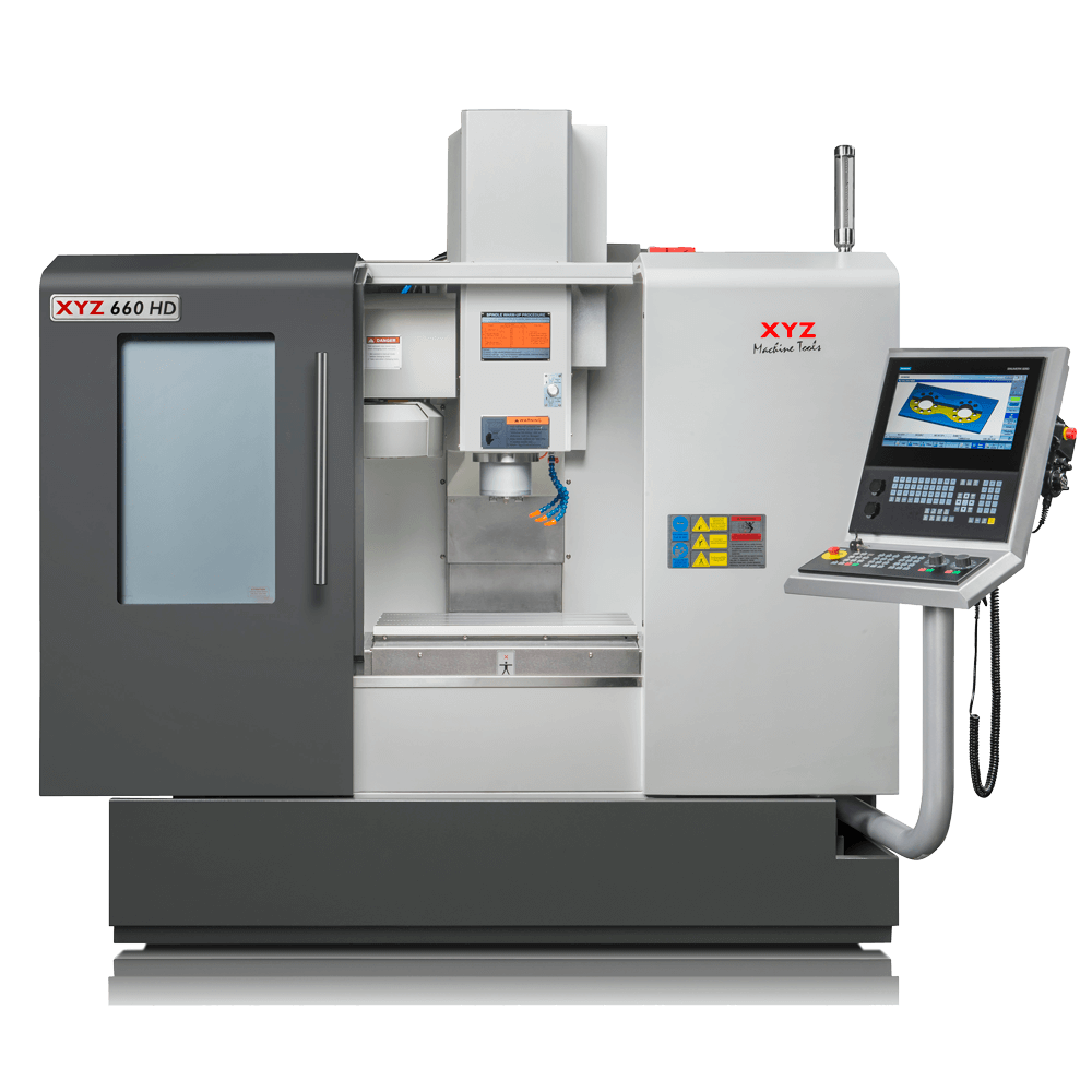 CNC bewerkingscenters