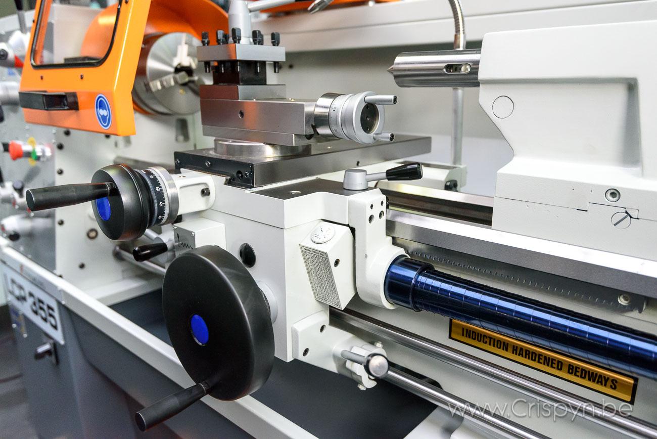 Draaidiameter 355 mm, centerafstand 750 mm, Pure topkwaliteit.