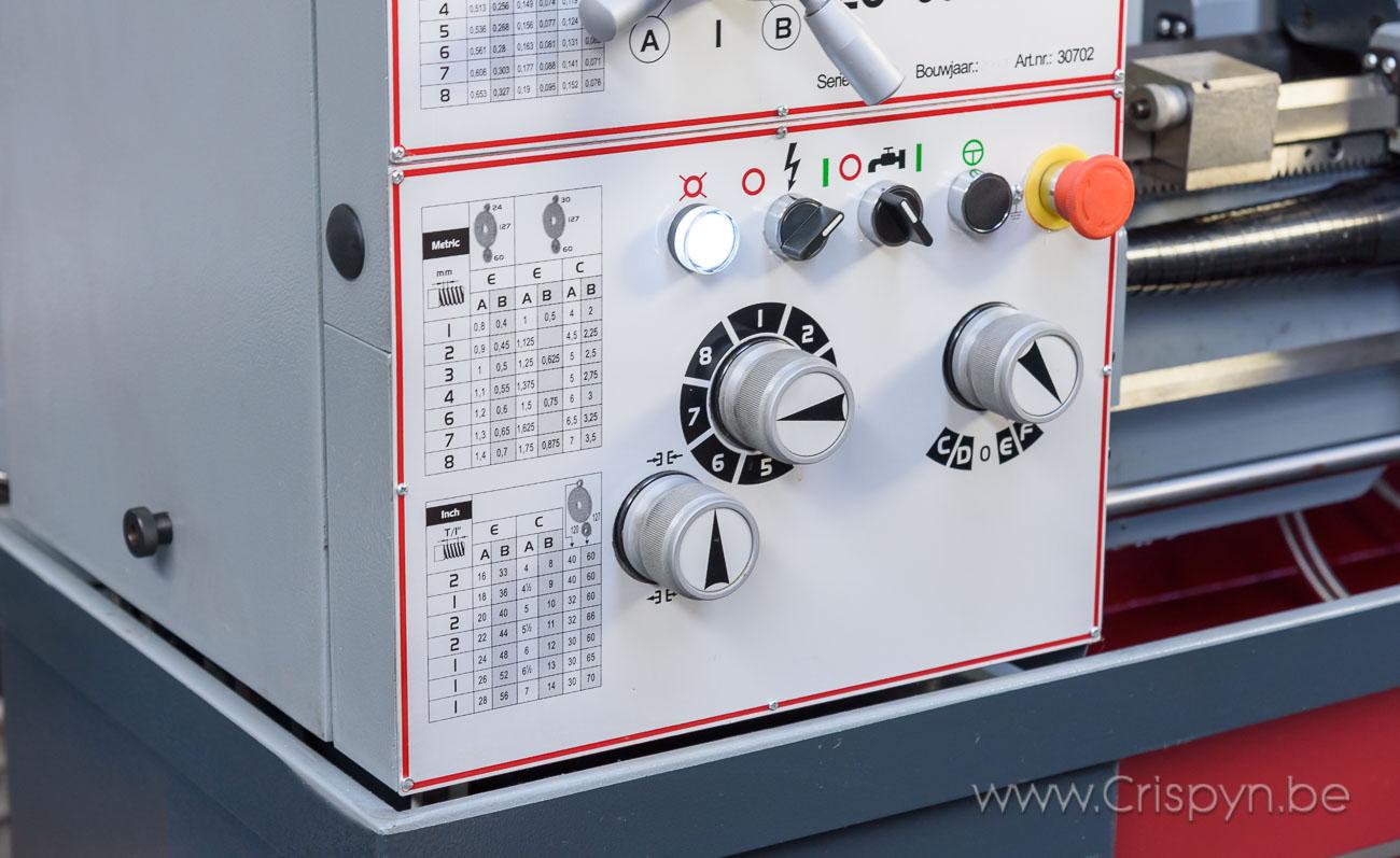 Crimac LC 400 3x400V