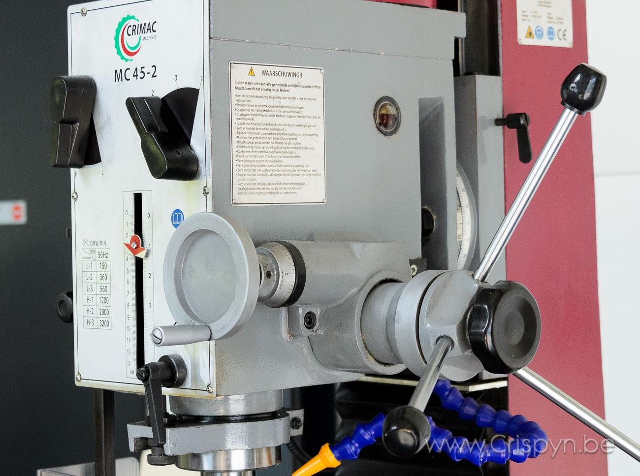 Crimac MC45-2  230V mono