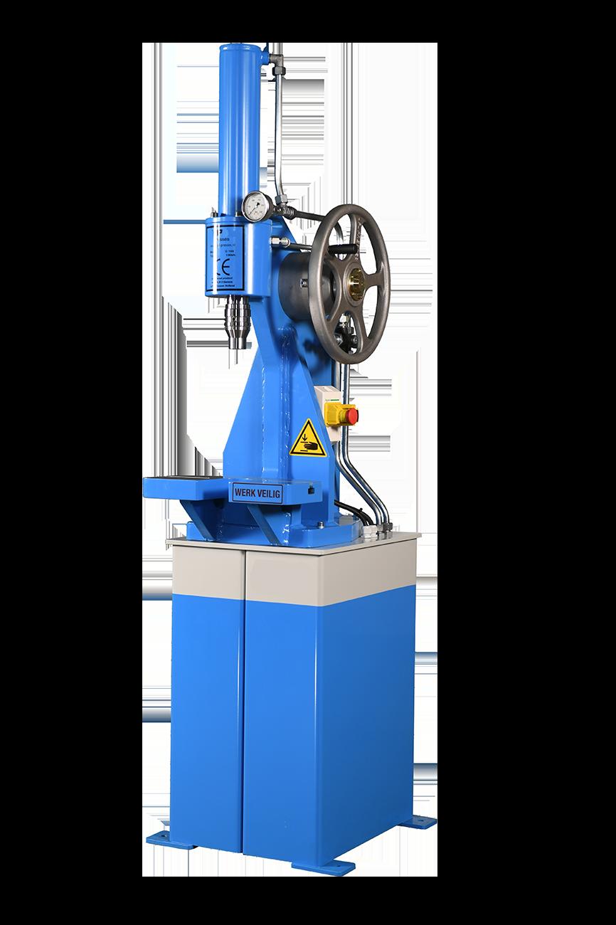 Precisie electro-hydraulische pers PC150-100