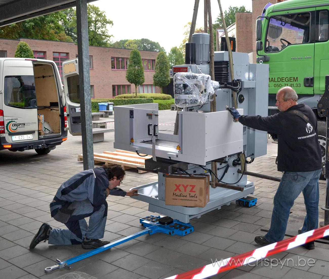 Gitok Kalmpthout investeert in nieuwe technologiën voor onderwijs.