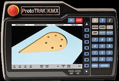 KMX ProtoTRAK besturing