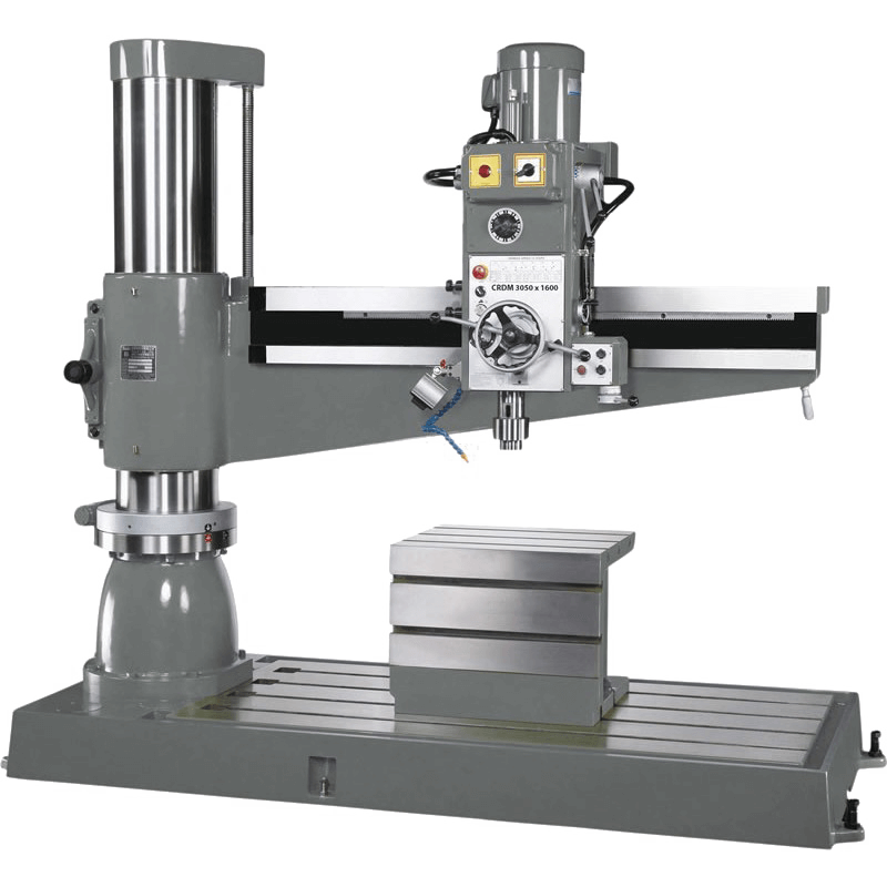 Radiaalboormachine 3050x1600 Topline