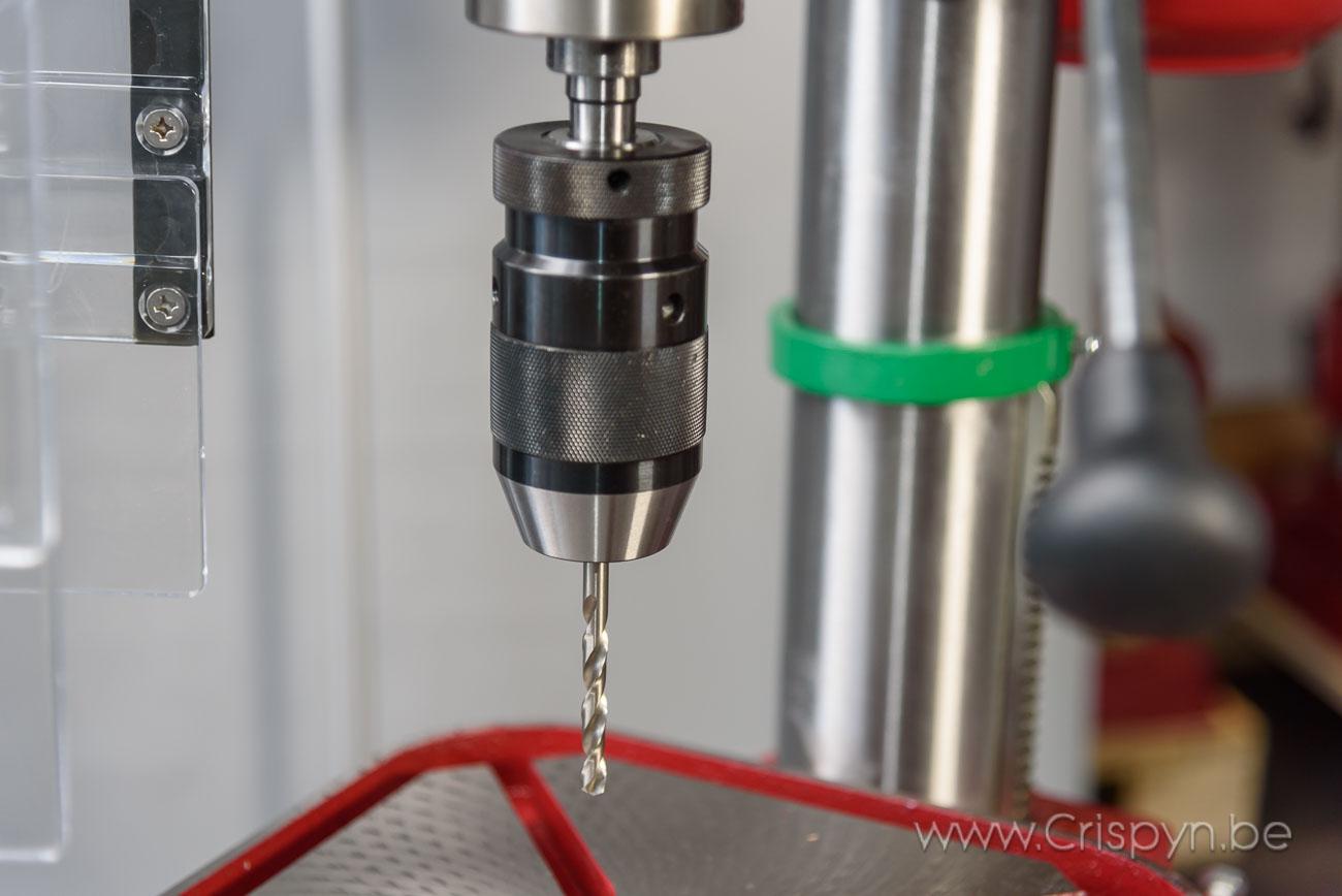 CRIMAC gamma breidt uit met 7 riemboormachines