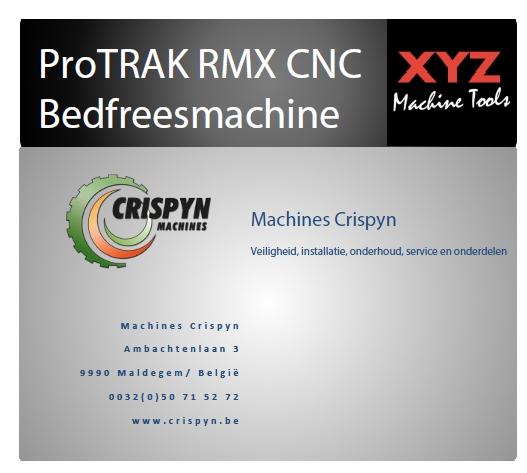Handleiding  RMX 2500-3500-4000-5000