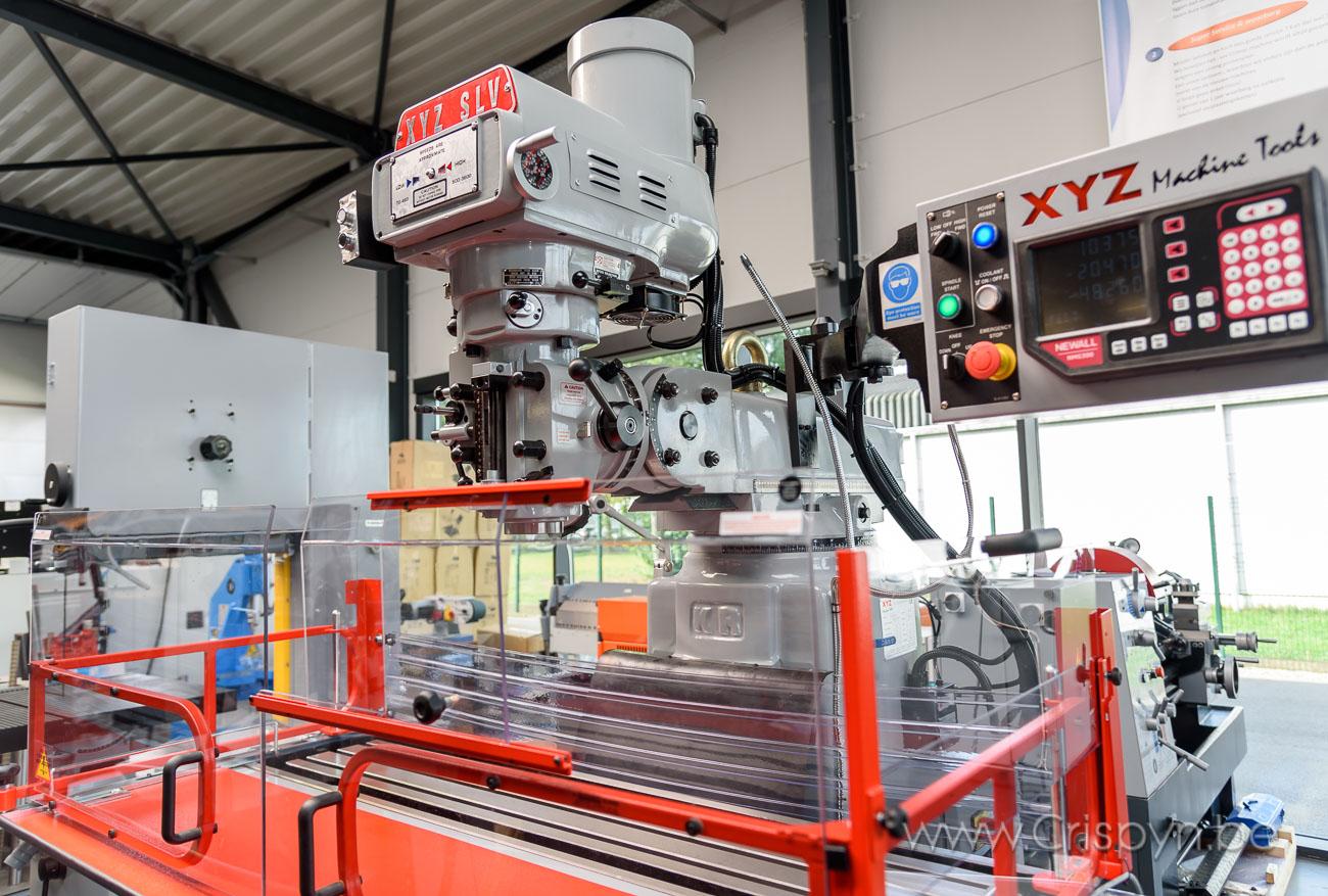 Langsverplaatsing: 1000mm, 3 assige digitale uitlezing en topkwaliteit