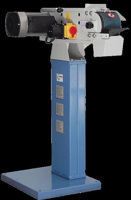 Bandschuurmachine 100x1220 - 3x400V