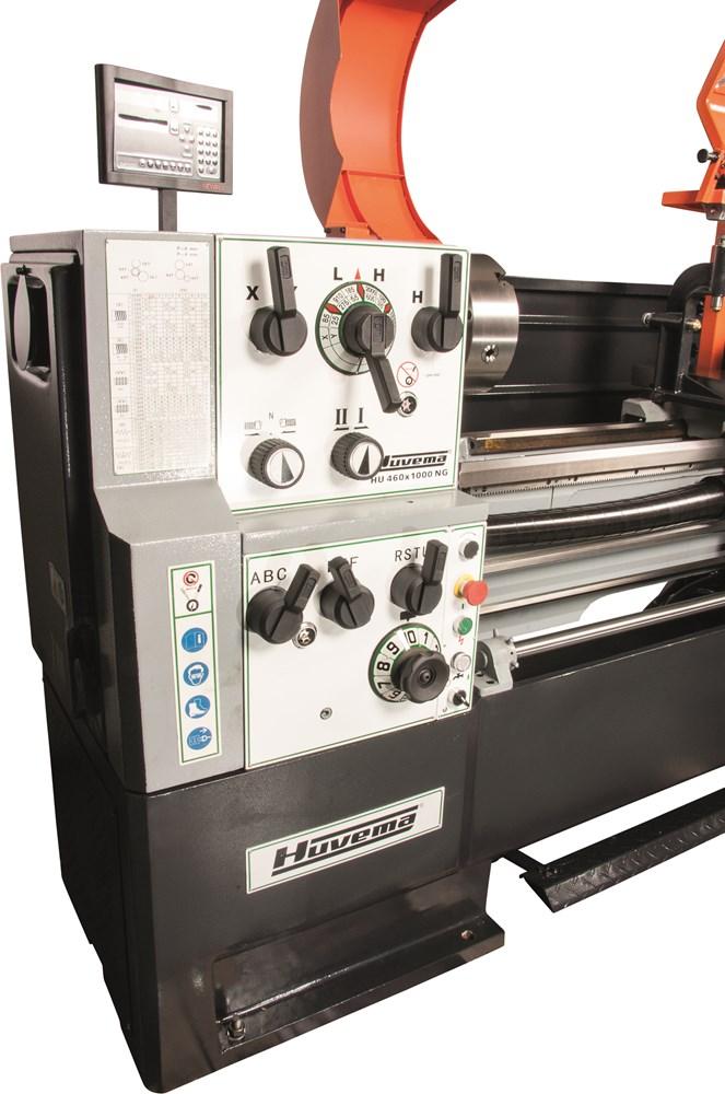 Huvema HU 460X 1000 /1500 of 2000 NG