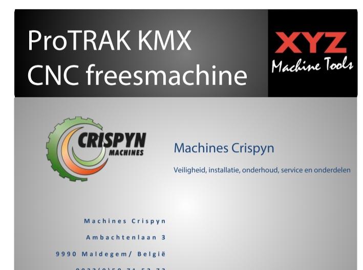 Handleiding  KMX