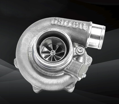 Garrett G-Series Turbocharger