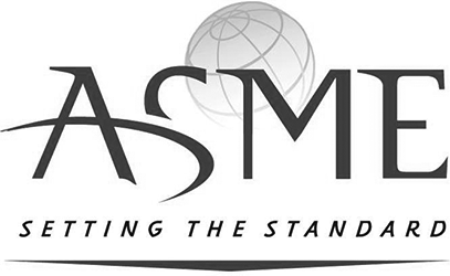 ASME certification logo