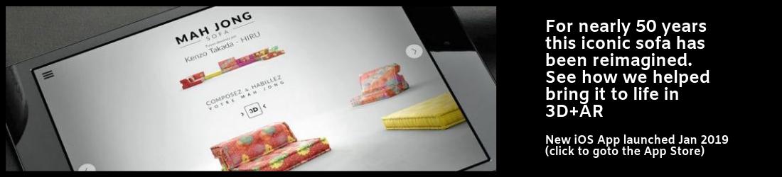 mobile 3d app furniture