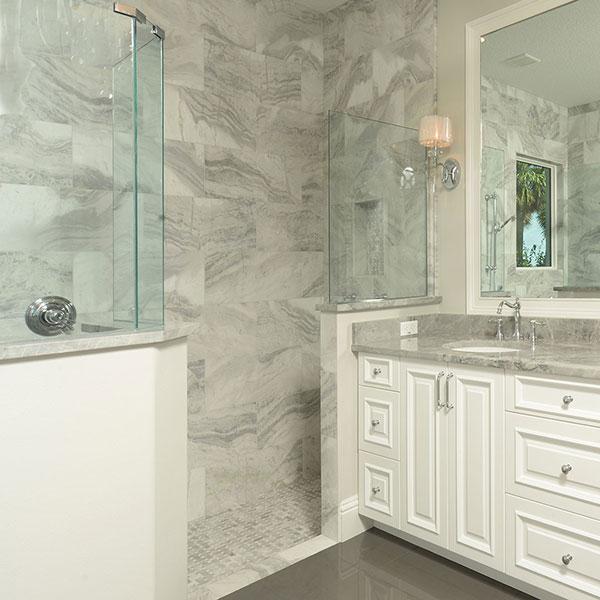Bathroom - Natural Stone