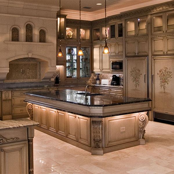 Kitchen - Natural Stone