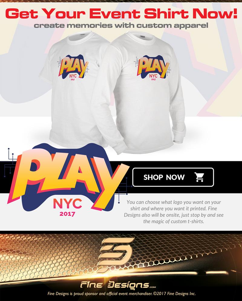 PLAY NYC Shirts