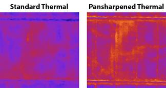 New TerrAvion Pansharpened thermal