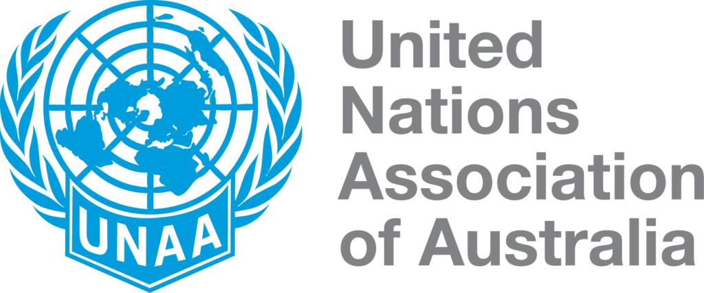 United Nations Association of Australia Partner Logo