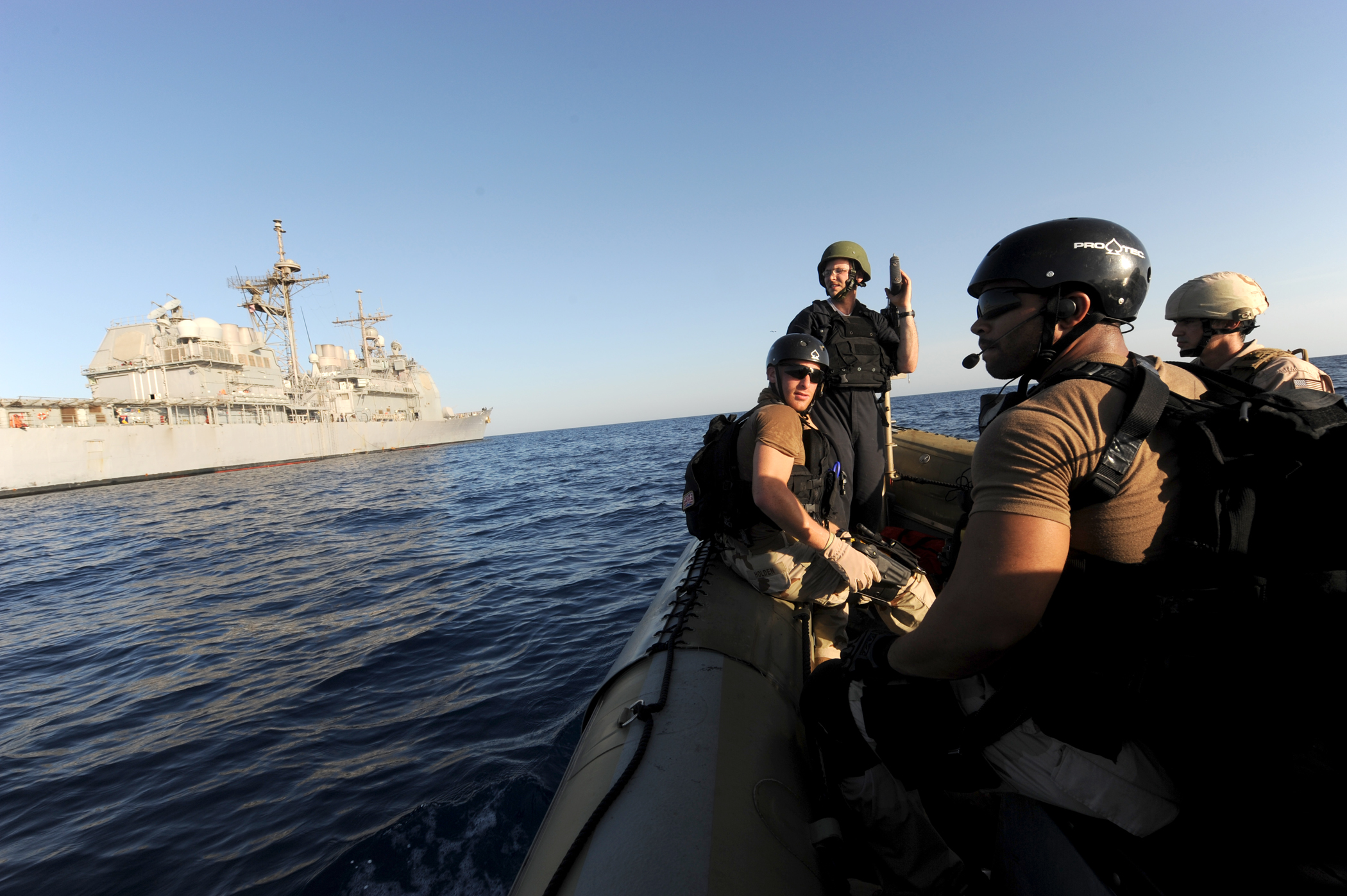 Anti-Piracy: Seastead Foreign Policy