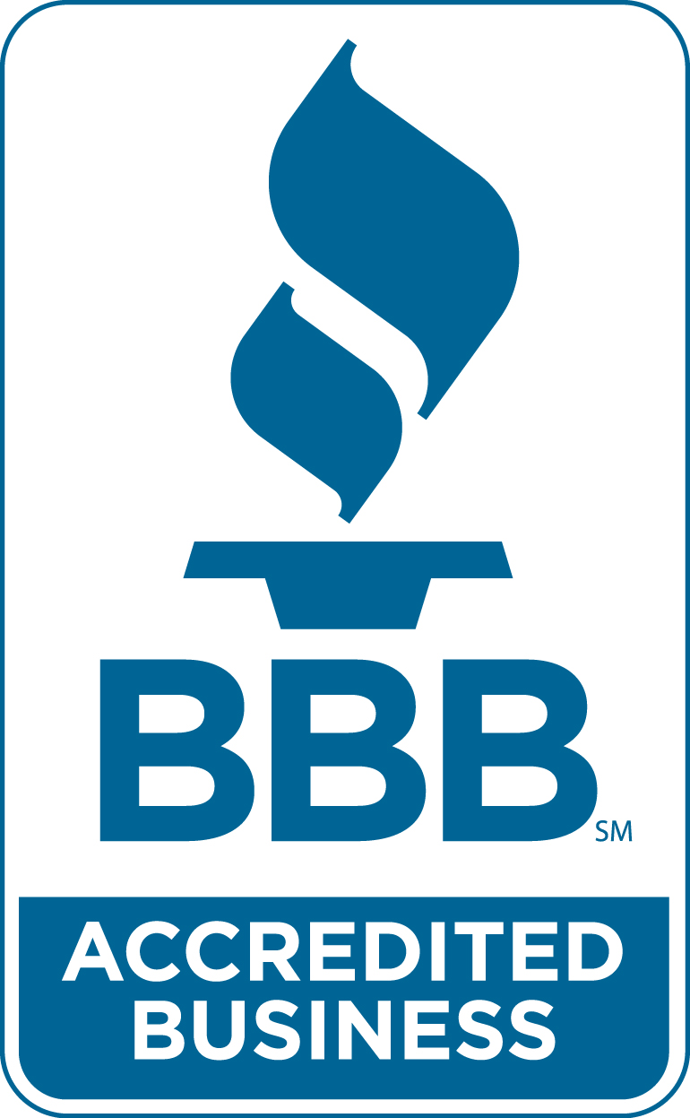 sunrise clean care is a bbb accredited business