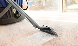 carpet cleaning by clear water