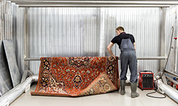 rug cleaning by clear water
