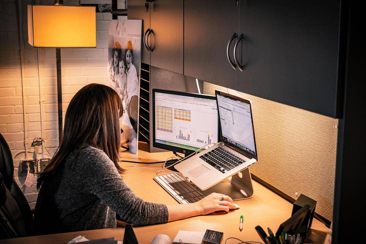alana rosenfeld office working