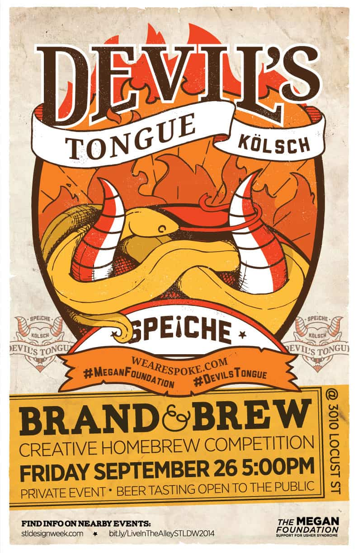 devils tongue poster