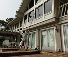 home window cleaning in hilton head
