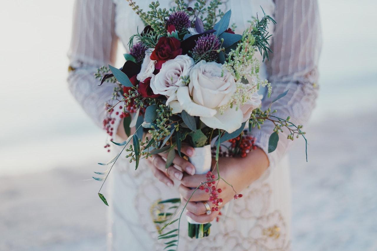 Apple Salon Bridal Photo