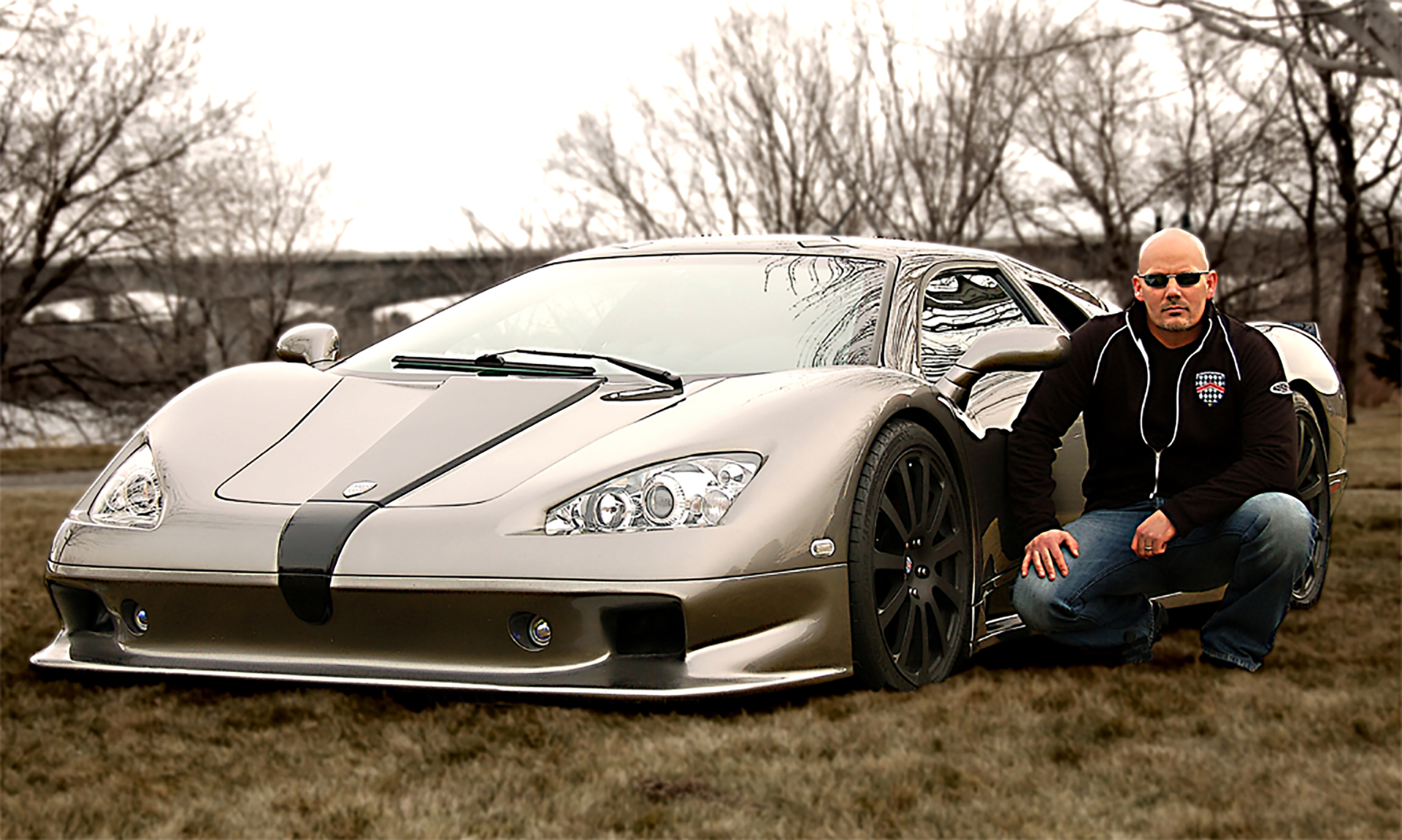 About SSC North America Ssc Ultimate Aero 2012