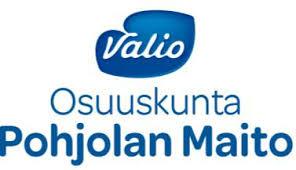 Pohjolan Maito logo