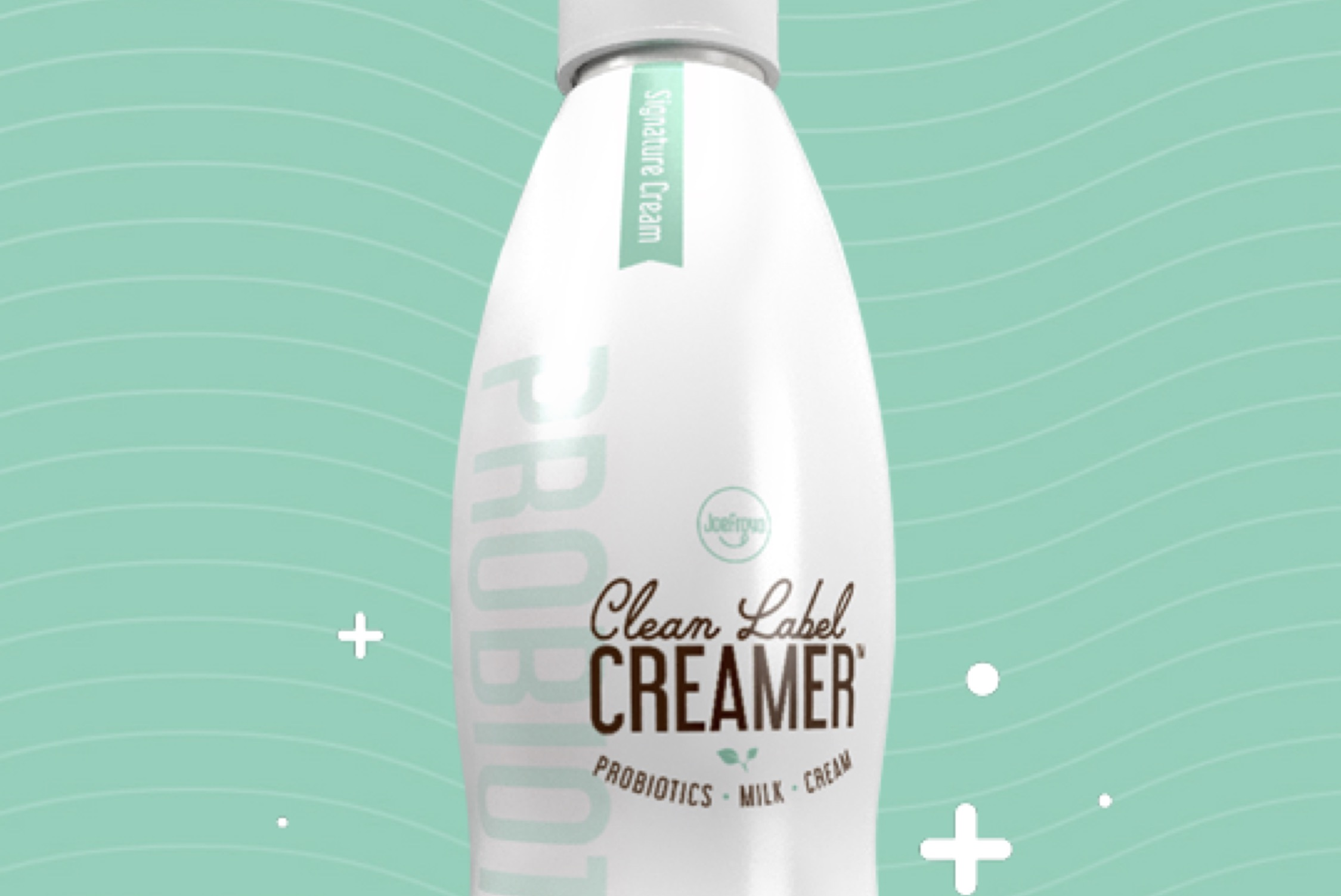 JoeFroyo Clean Label Creamer