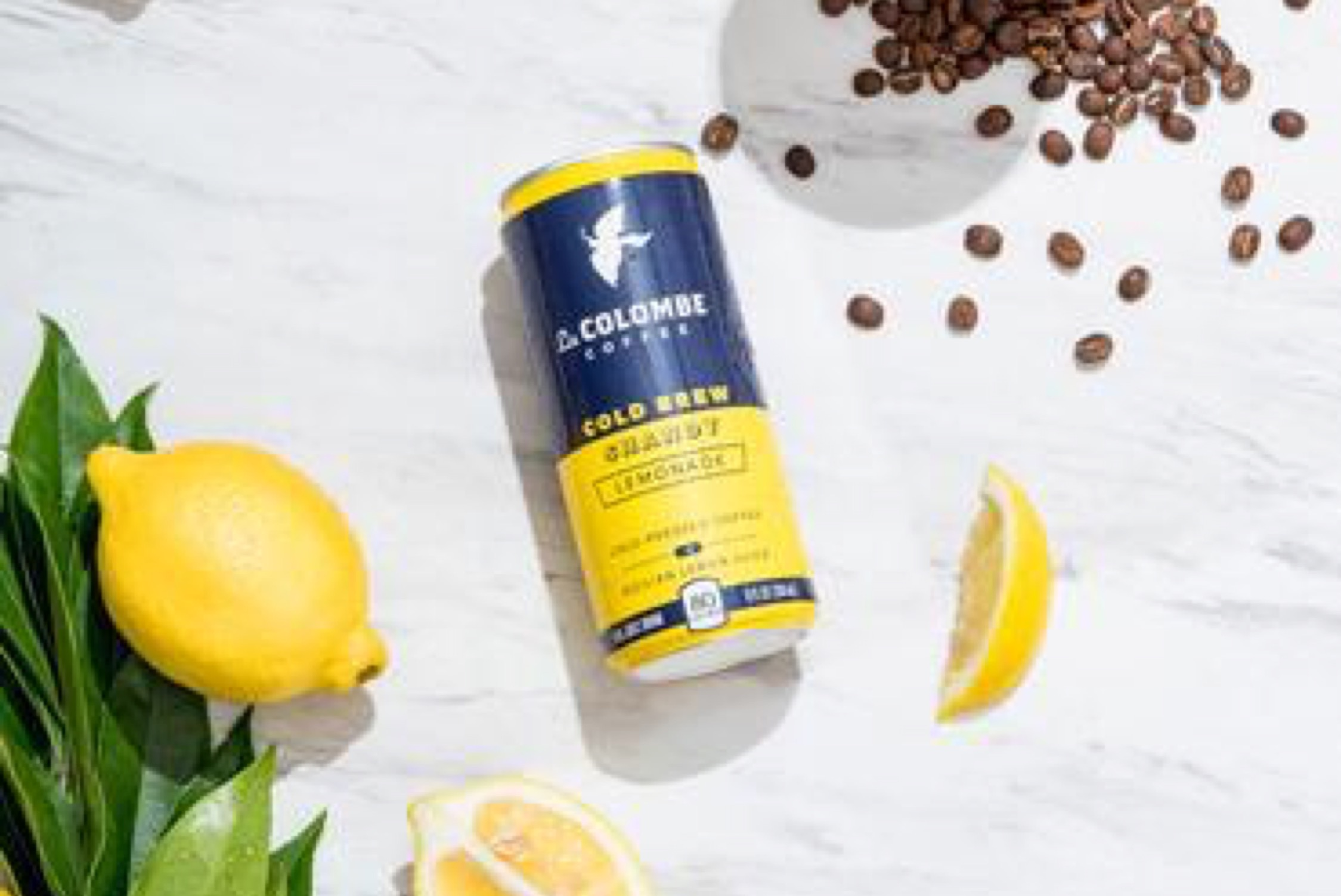 La Colombe Cold Brew Shandy Lemonade