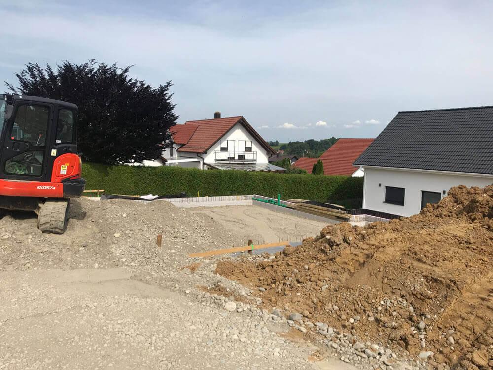 Donau Projektbau - Roggenburg - Einfamilienhaus und Zweifamilienhaus - 1