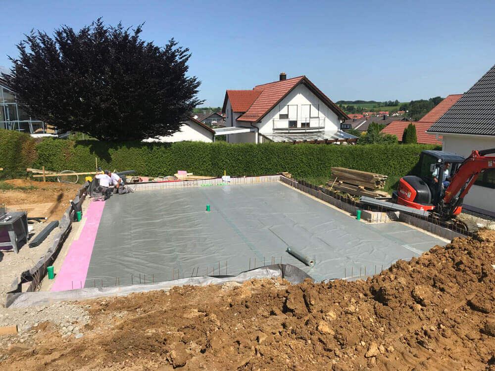 Donau Projektbau - Roggenburg - Einfamilienhaus und Zweifamilienhaus - 3