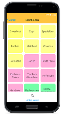 Mobile Kasse und Kassen App