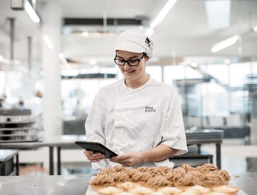 Bäckerei Rezeptverwaltung Software und App