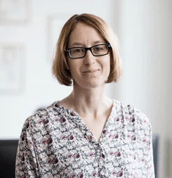 Astrid Bühler, Leitung Administration HS-Soft