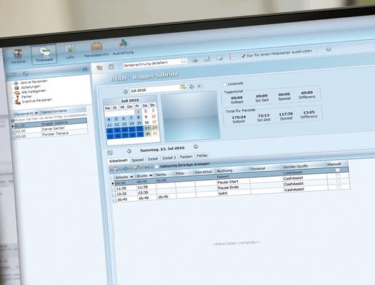 Bäckerei Software für Zeiterfassung und Zeitmanagement