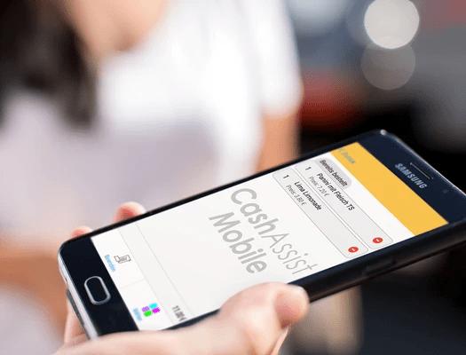 Kasse für Ihr Smartphone