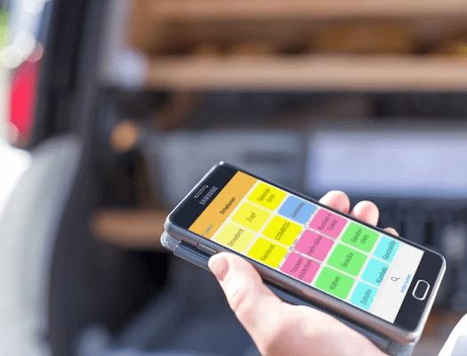 Erweiterung des Mobile Kassensystems für Café und Gastro für mobile Verkaufsstandorte